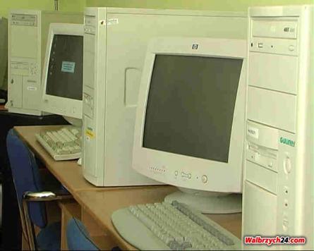 Otwarcie nowej pracowni komputerowej na Nowym Mieście