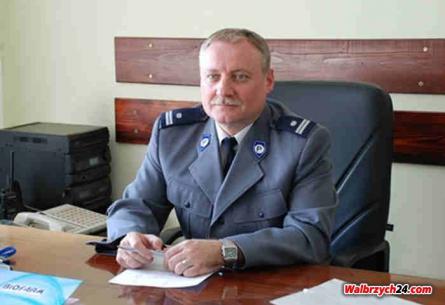 Podinspektor Ryszard Ziach
