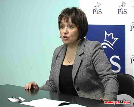 Anna Zalewska, posłanka PiS.