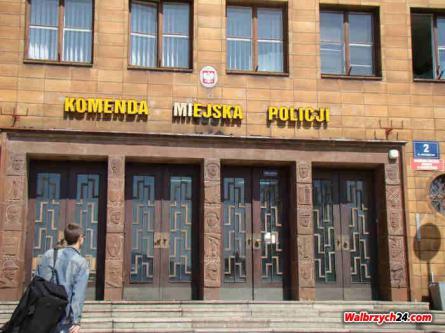 Komenda Miejska Policji w Wałbrzychu
